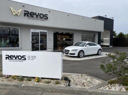 アウディTT様 「RevoS Diamond」