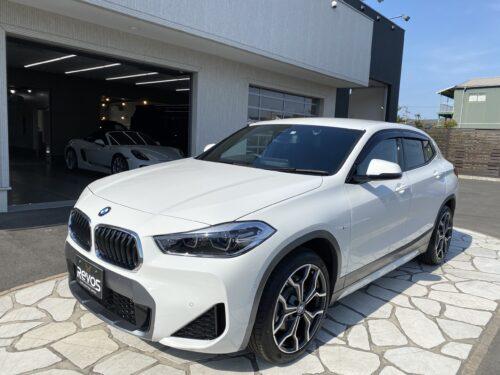 お客様の声 BMW X2様