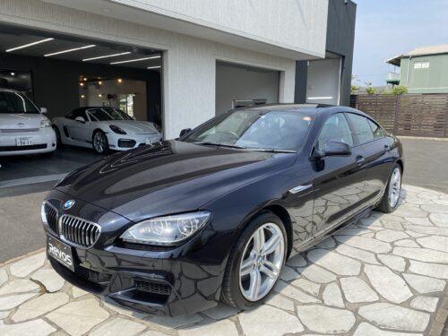 お客様の声 BMW6グランクーペ様